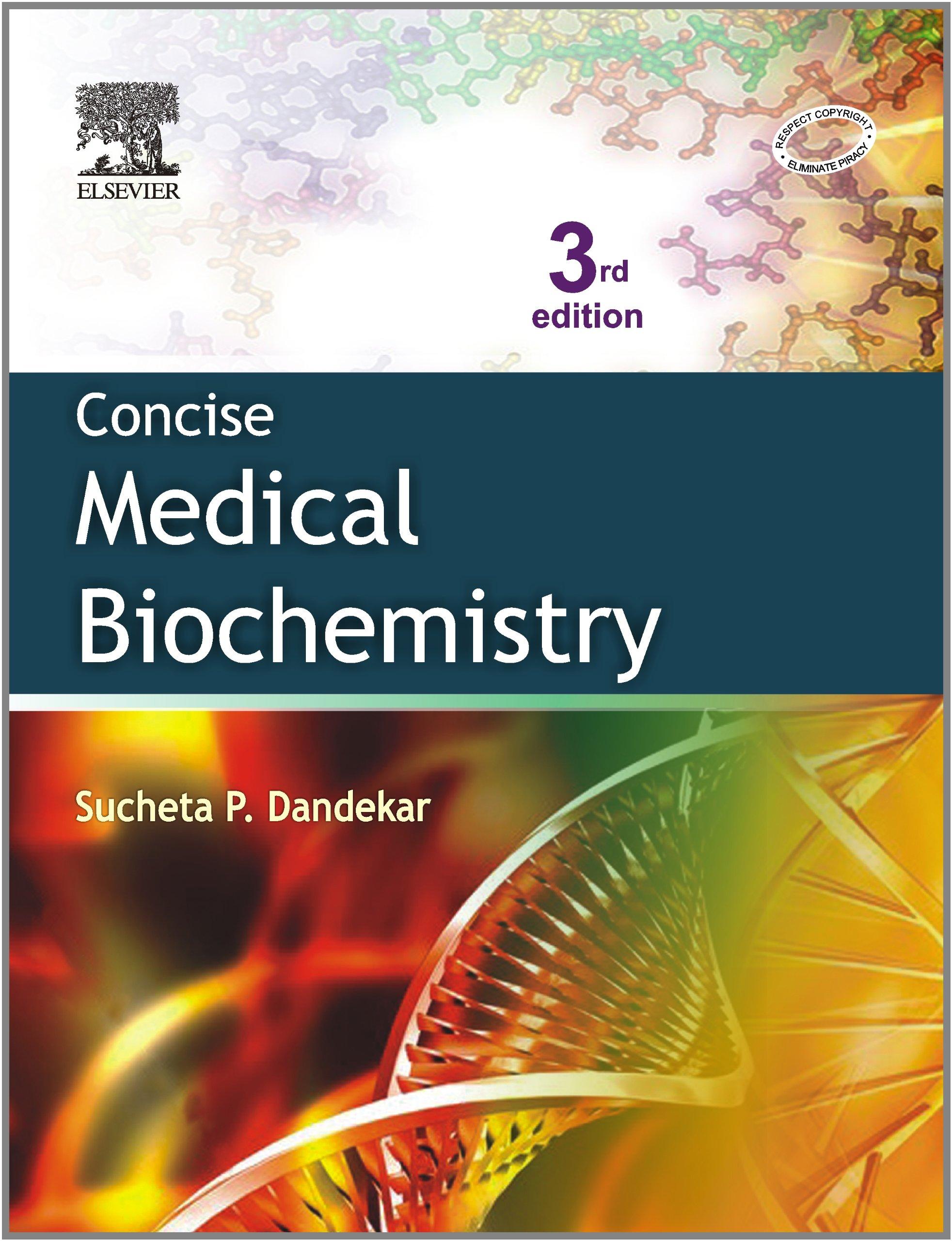 Read Online Concise Medical Biochemistry pdf epub