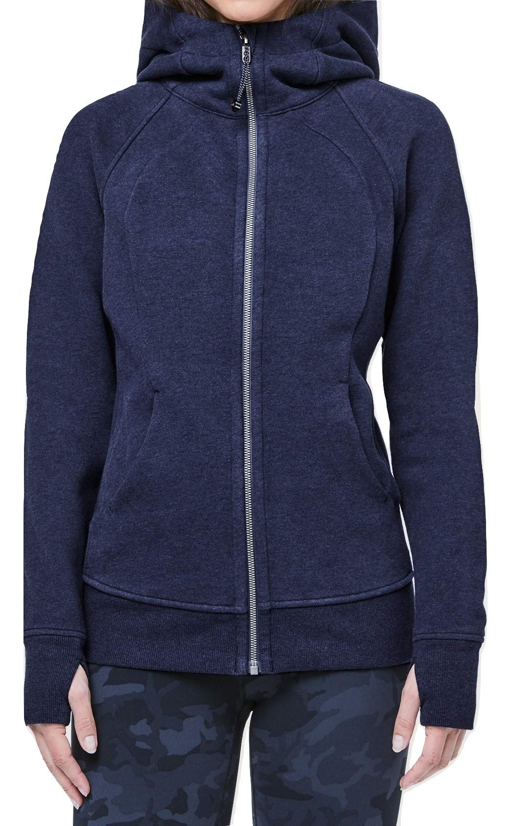 Lululemon Scuba Hoodie (Heathered Hero Blue, 2)