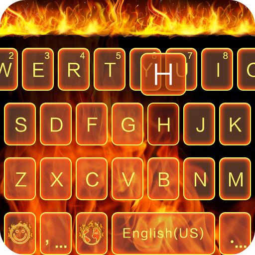 Fire Theme For Kika Keyboard Amazon Appstore For Android