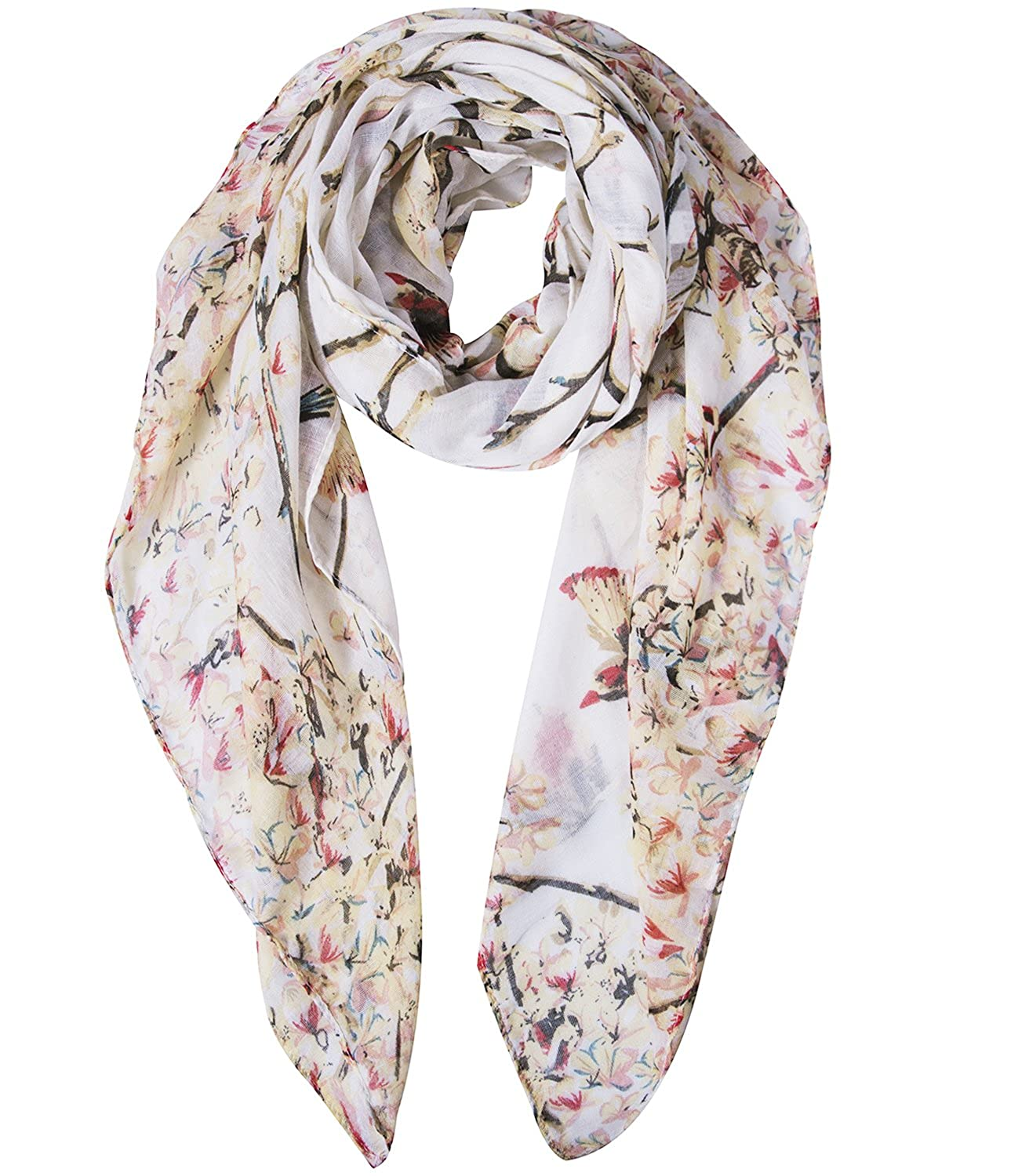 Comfortable Winter Hottest Women Fashion Solid Cotton Voile Warm Soft Silk Scarf Shawl Cape Complete Range Of Articles Apparel Accessories