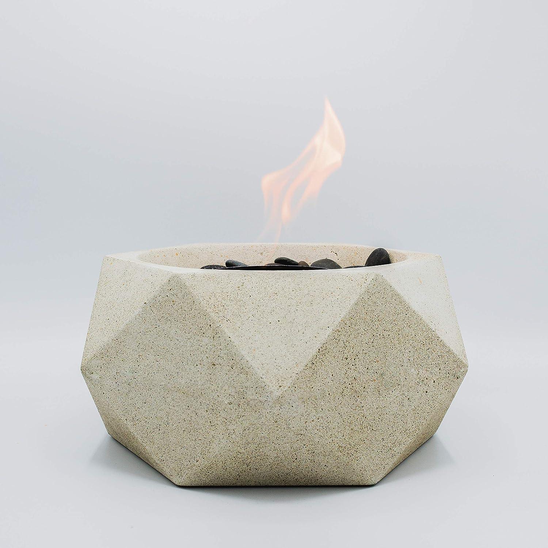 Terra Flame OD-TT-BSN-GPH-03 Table Top Fire Bowl Graphite