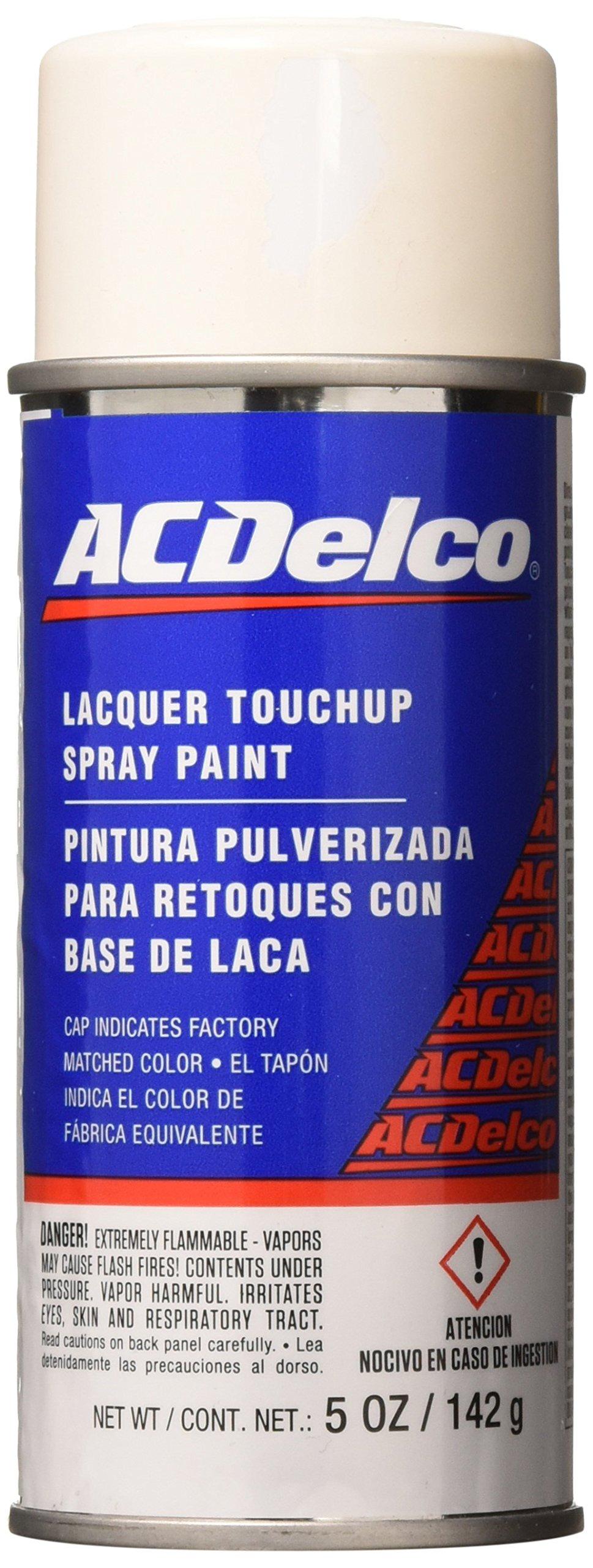 ACDelco 19354939 White (WA8554) Touch-Up Paint - 5 oz Spray