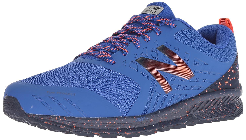New Balance Men's Nitrel v1 FuelCore Trail Running Shoe B075R7YVK1 9 4E US|Pacific