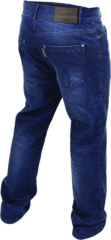 Fieldsheer Charger Mens Jeans Blue