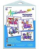 Sentosphère - 695R - Recharge - Aquarellum Junior - Chevaliers