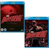 Marvel's Daredevil Seasons 1 & 2 [Blu-ray] Complete Netflix Series