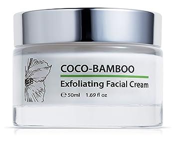 facial cream Exfoliating