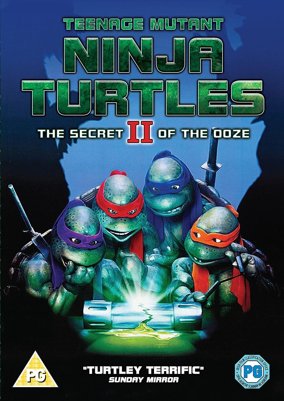 Amazon.com: Teenage Mutant Ninja Turtles - II - The Secret ...