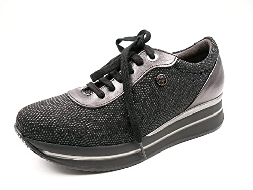 Cómodo Zapato Con Cordones PitillosColor Tipo Mujer Deportivo Tlc1FKJ