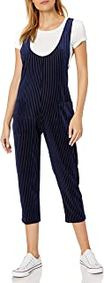 product image for Only Hearts Women's Velvet Rib Overall Jumpsuit