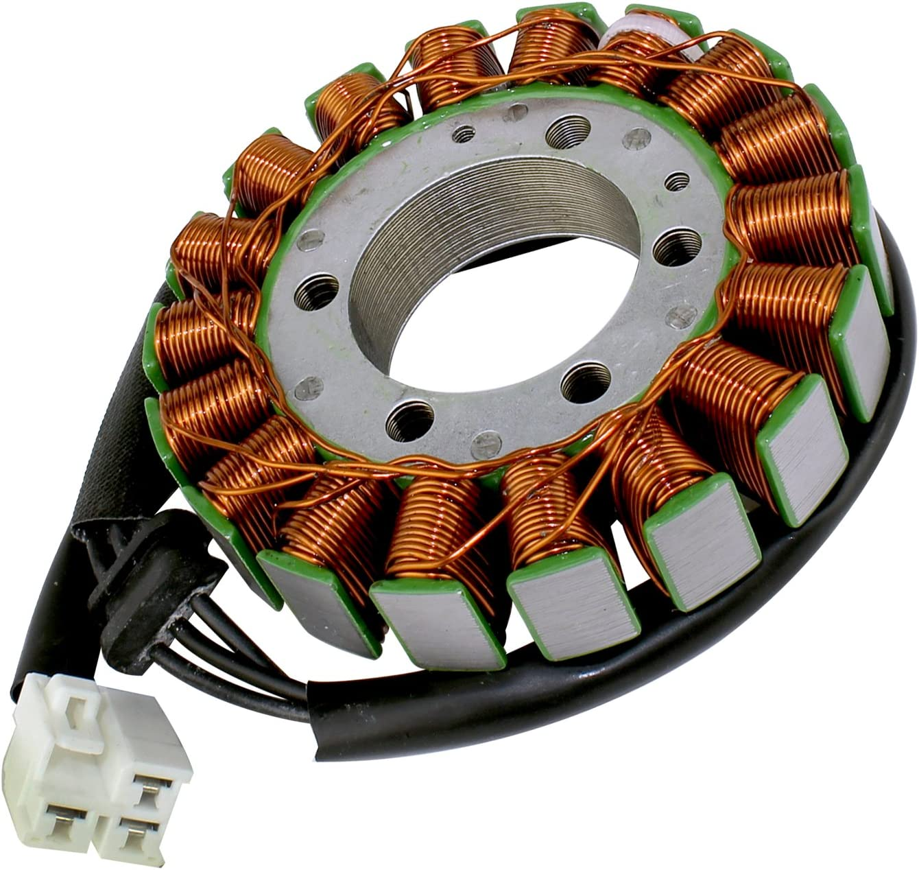 Amazon.com: Caltric Magneto Stator for Kawasaki Ninja 650 ...