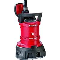 Einhell GE-DP 5220 LL ECO - Bomba de aguas sucias (520W, capacidad de 13500 l/h, profundidad max. de inversión 7m…