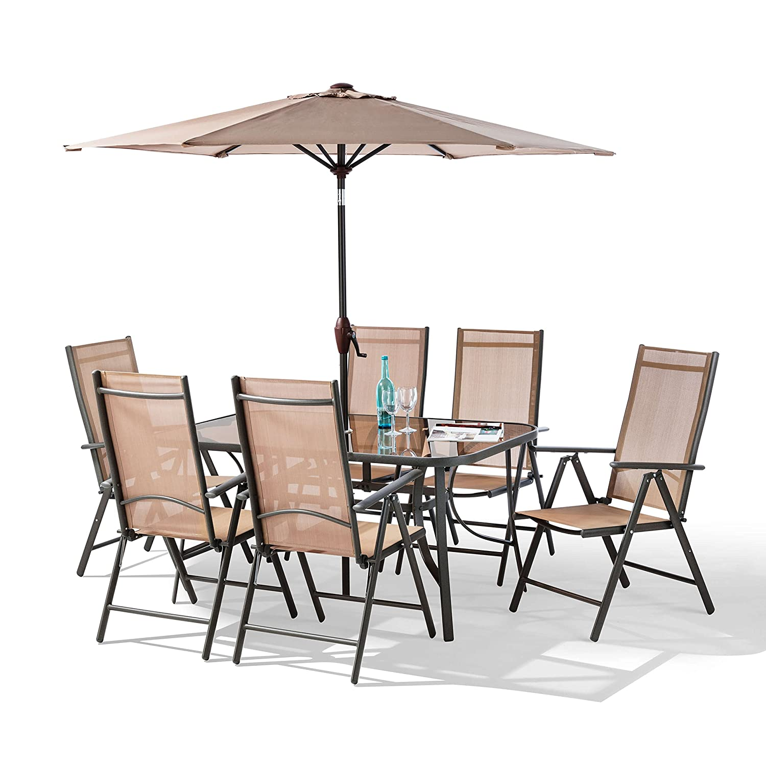 Santorini Garden and Patio Set New 2017 Model Now With 100