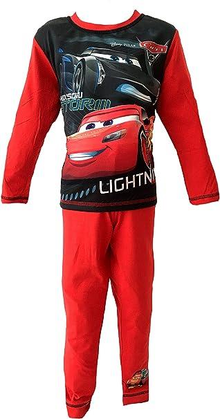 Jacket and Sweatpants Set CARS Boys Lightning McQueen Set 2 Pack of Disney Lightning McQueen Clothing