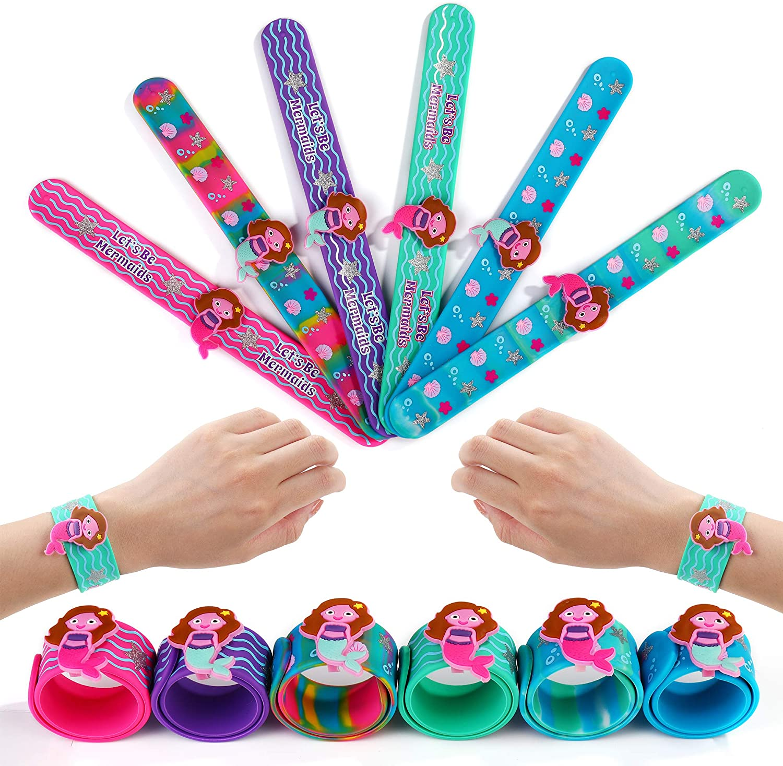 Amazon.com: FROG SAC - Juego de 6 pulseras de silicona para ...