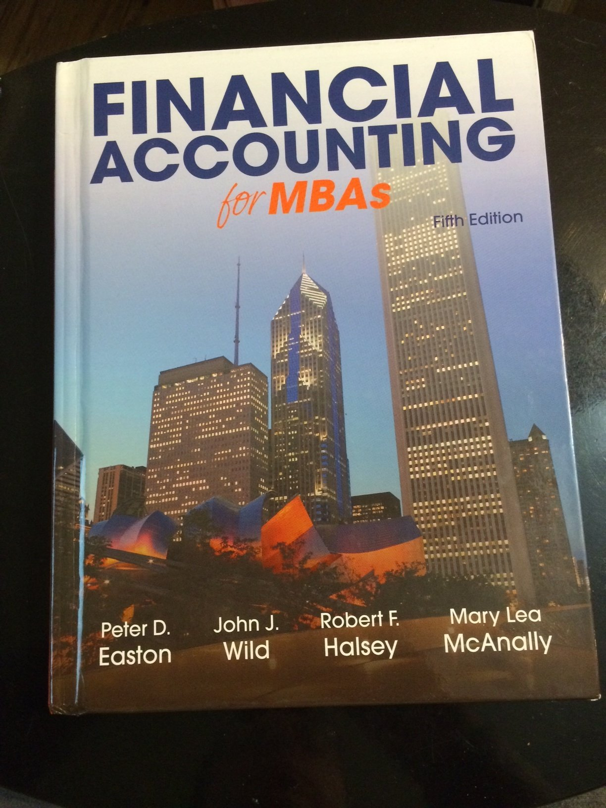 Financial Accounting for MBAs, 5th Edition And Student Solutions Manual:  9781618530332: Amazon.com: Books