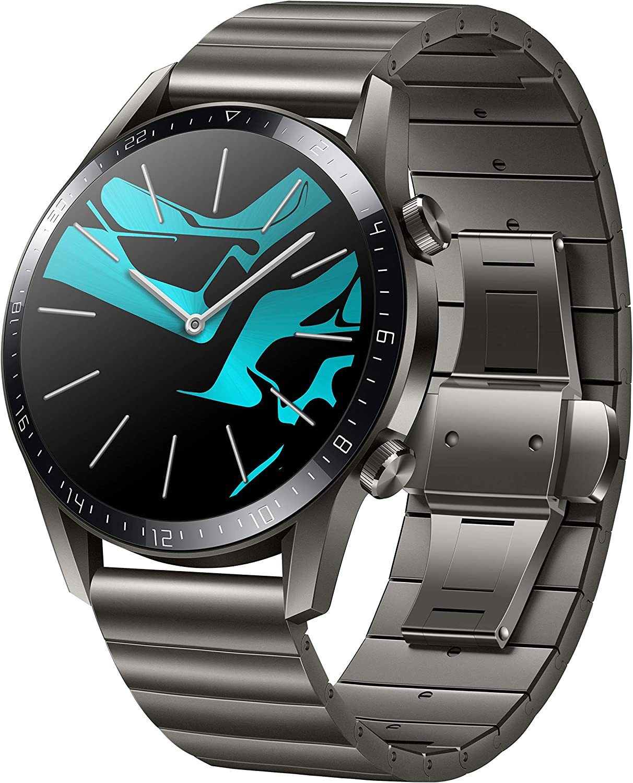 Huawei Watch Gt 2 Smartwatch Titanium Gray Elektronik