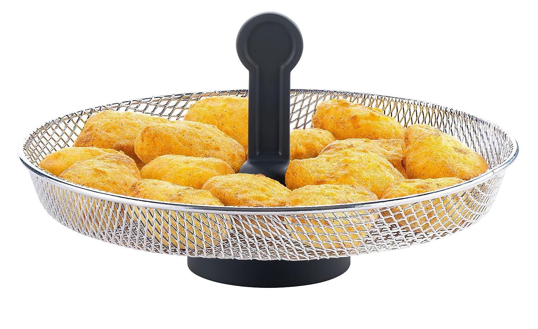 Genuine Tefal AL80xxx Snacking Mesh Metal Tray Grid Basket for Tefal Actifry 1kg//1.2kg models GH800xxx FZxxxxxx