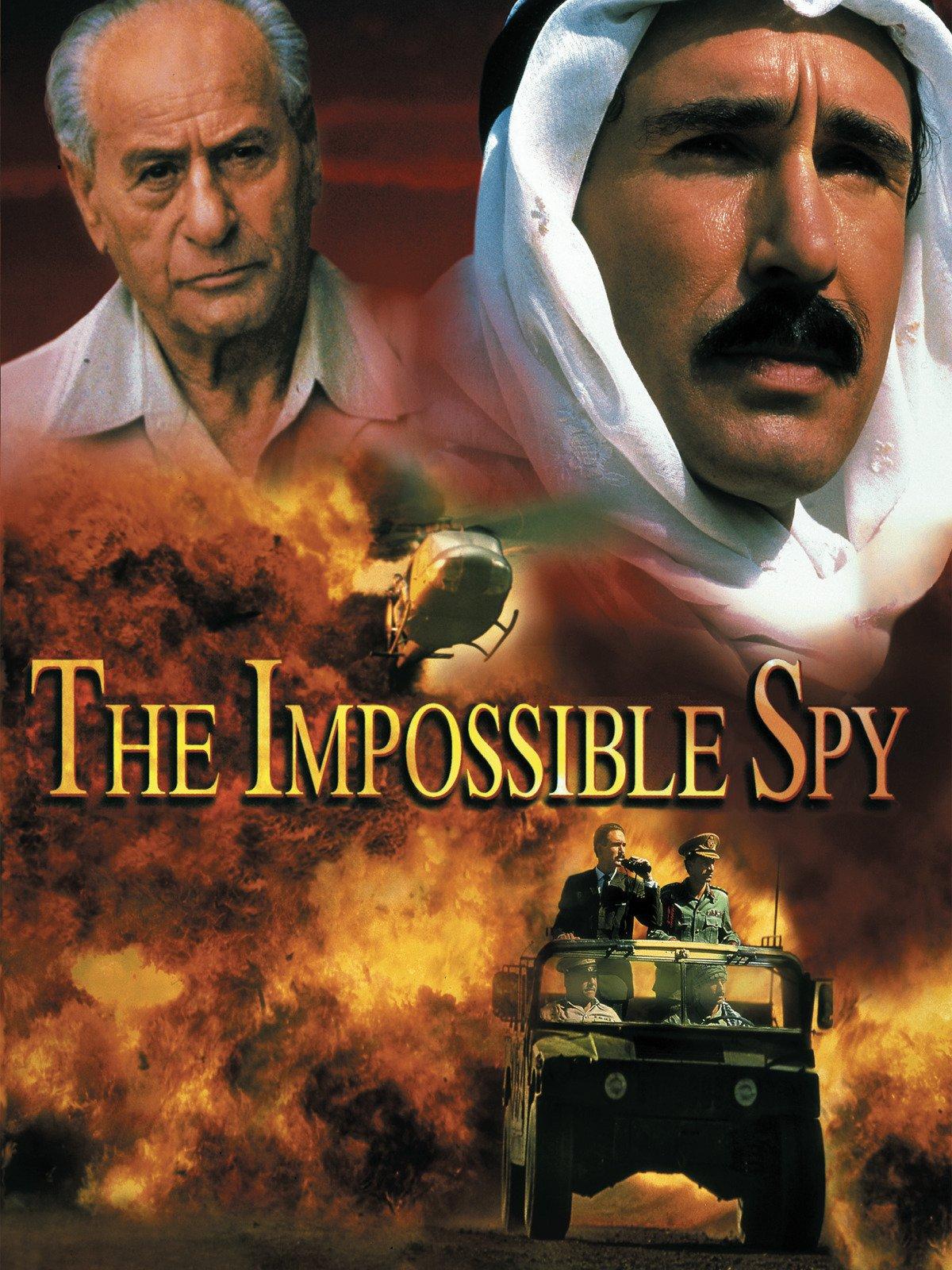 Amazon.com: The Impossible Spy: John Shea, Eli Wallach, Sasson Gabai ...