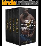 Kings of Denver - COMPLETE BOX SET 1-4