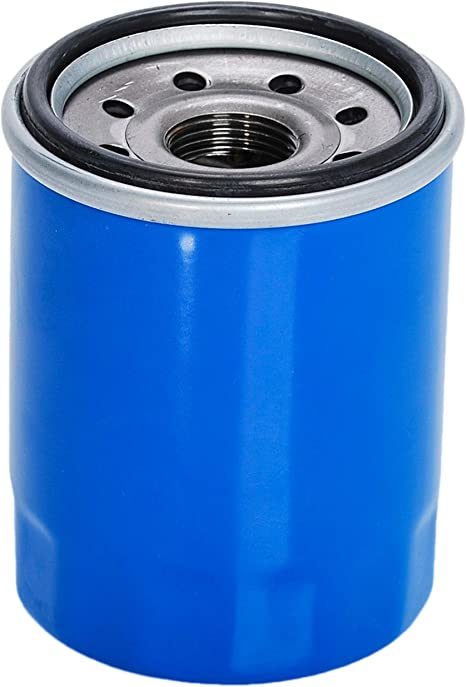 HIFROM Pack of 2 Oil Filter Replace for Honda Acura Civic Accord CR-V Odyssey Crosstour Pilot Engine Part # 15400-PLM-A02