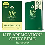 Tyndale NLT Life Application Study Bible, Third Edition, Personal Size (Hardcover) – New Living Translation Bible…