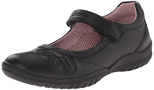 Geox Ballerine JR SHADOW Bambina Nero BLACK C9999 26