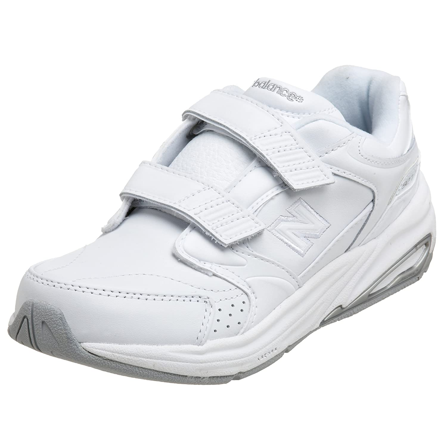 Amazon.com | New Balance Women\u0027s WW927 Walking Shoe, White, 13 B | Walking