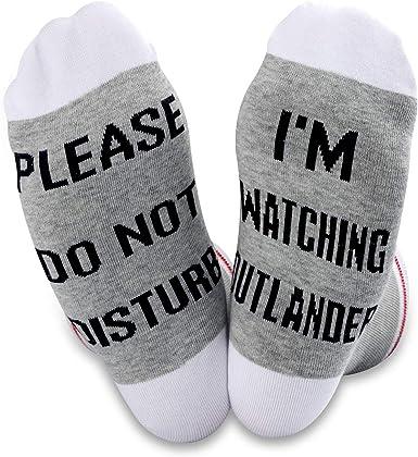 Outlander Calcetines de regalo para amantes de Outlander