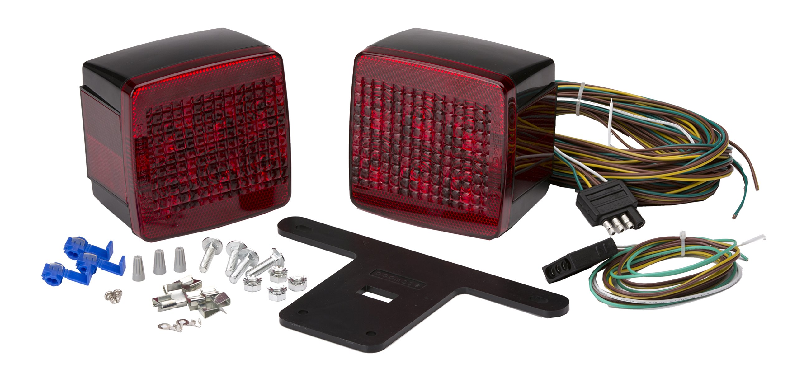 attwood 14065-7 Submersible LED Trailer Light Kit by attwood