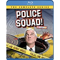 Police Squad!: The Complete Series [Blu-ray]