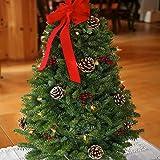 """Christmas Twinkle 28"""" Tabletop Tree"""