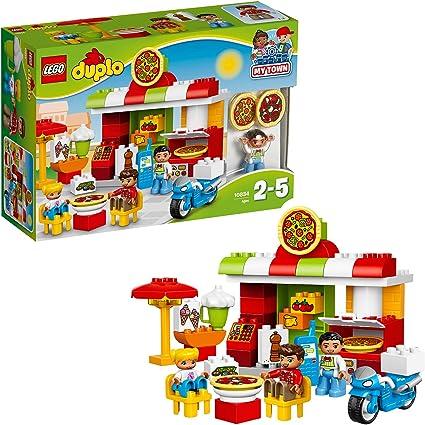 Amazon.com: LEGO Duplo Set juego de construcción: Toys & Games