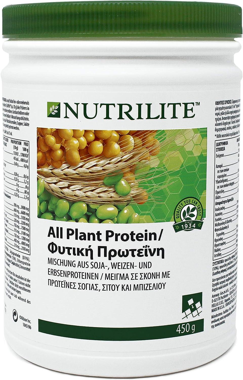Proteína Vegetal NUTRILITE: Amazon.es: Salud y cuidado personal