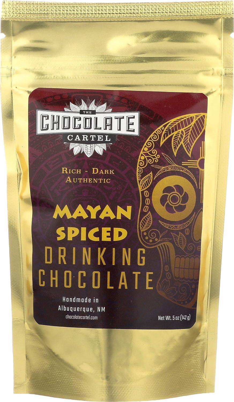 Amazon.com : CHOCOLATE CARTEL Mayan Spiced Drinking ...