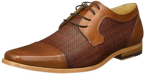 a961a7330e Brantano LIVORNOTB7064C Zapatos de Cordones Derby para Hombre ...
