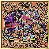 Ravensburger - 28341 5 - Numéro d'Art - Magie d'Orient