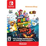 Super Mario 3D World + Bowser's Fury Standard - Switch [Digital Code]