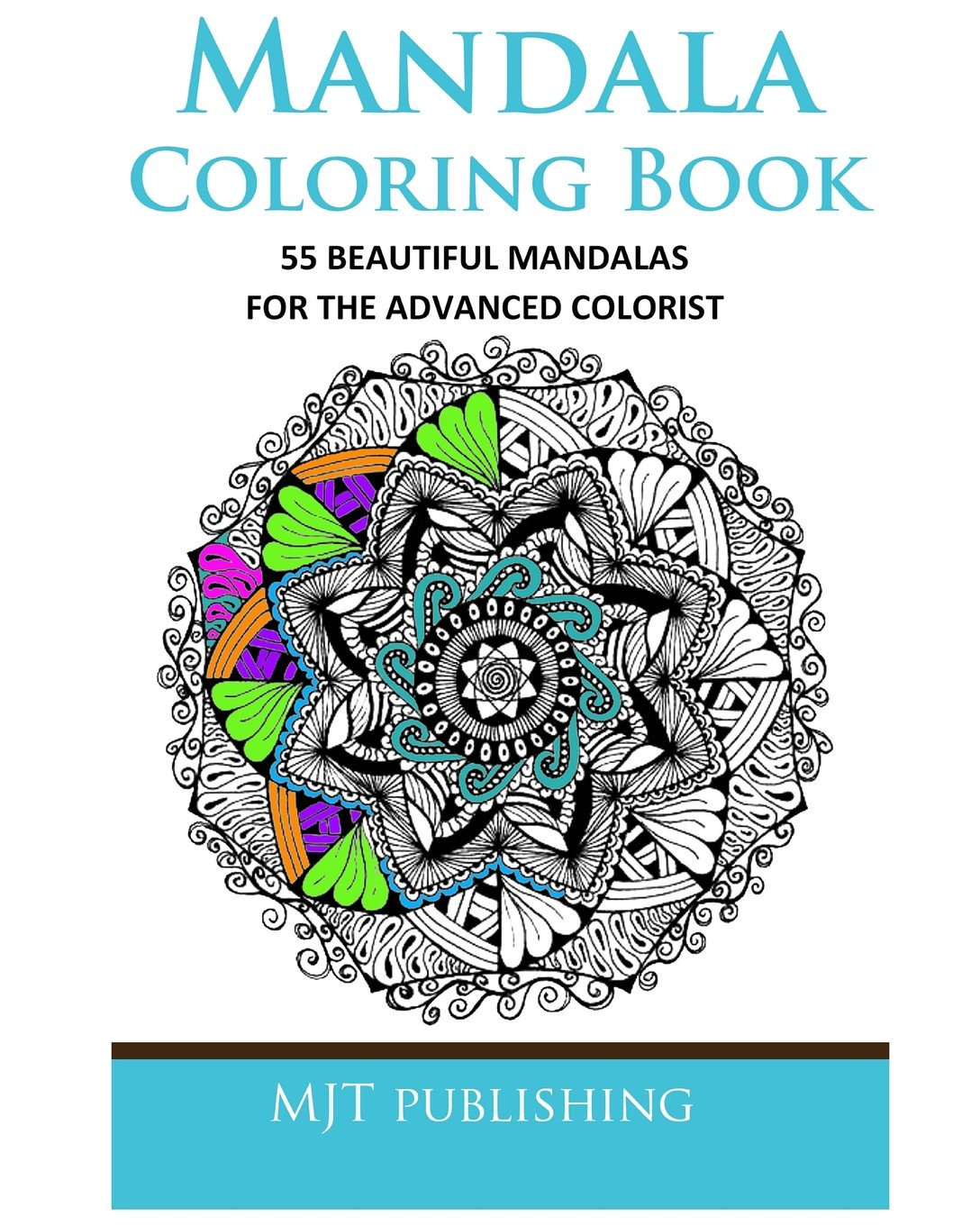 Mandala coloring pages amazon - Mandala Coloring Book Mjt Publishing 9781491087275 Amazon Com Books