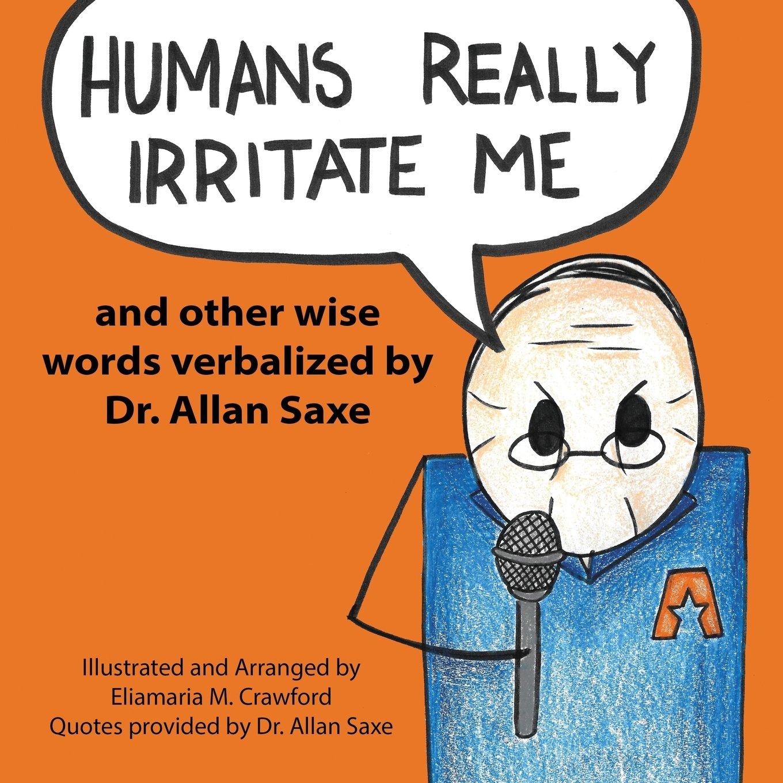 Download Humans Really Irritate Me pdf