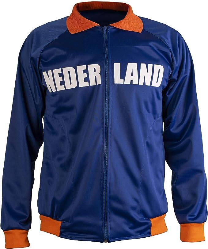JL Sport Países Bajos/Nederland Holanda Chaqueta del Chándal De ...