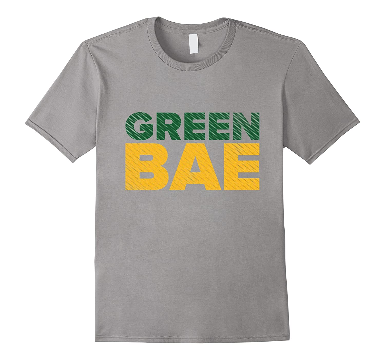 Green Bae T Shirt Green Bay Wisconsin-FL