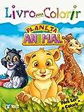 Planeta Animal - Livro Para Colorir
