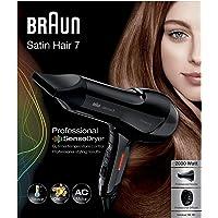 Braun 博朗 Satin Hair 7 SensoDryer 吹风机 HD 785,搭载 IonTec技术 配有扩散风嘴  2000瓦