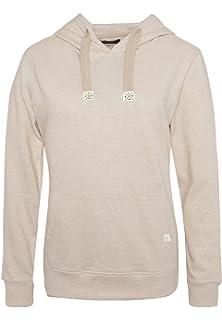 Eight2Nine Damen T Shirt mit Knoten | Leichtes Allover Print