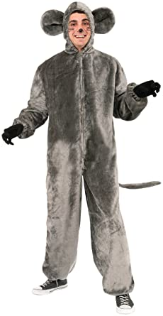 Forum Novelties Mouse Mascot Costume Gray Standard  sc 1 st  Amazon.com & Amazon.com: Forum Novelties Mouse Mascot Costume Gray Standard ...
