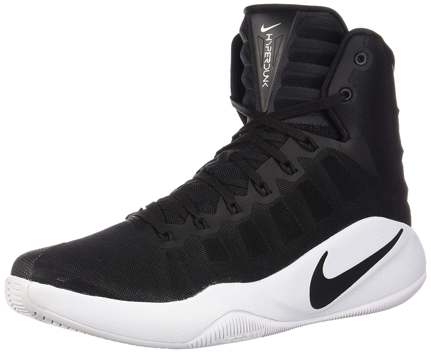 new concept 84631 b672a Amazon.com   NIKE Men s Hyperdunk 2016 TB Basketball Shoes 844368 001 Black  Size 10   Basketball