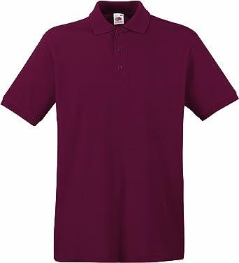 Fruit of the Loom Premium Polo Camisa para Hombre