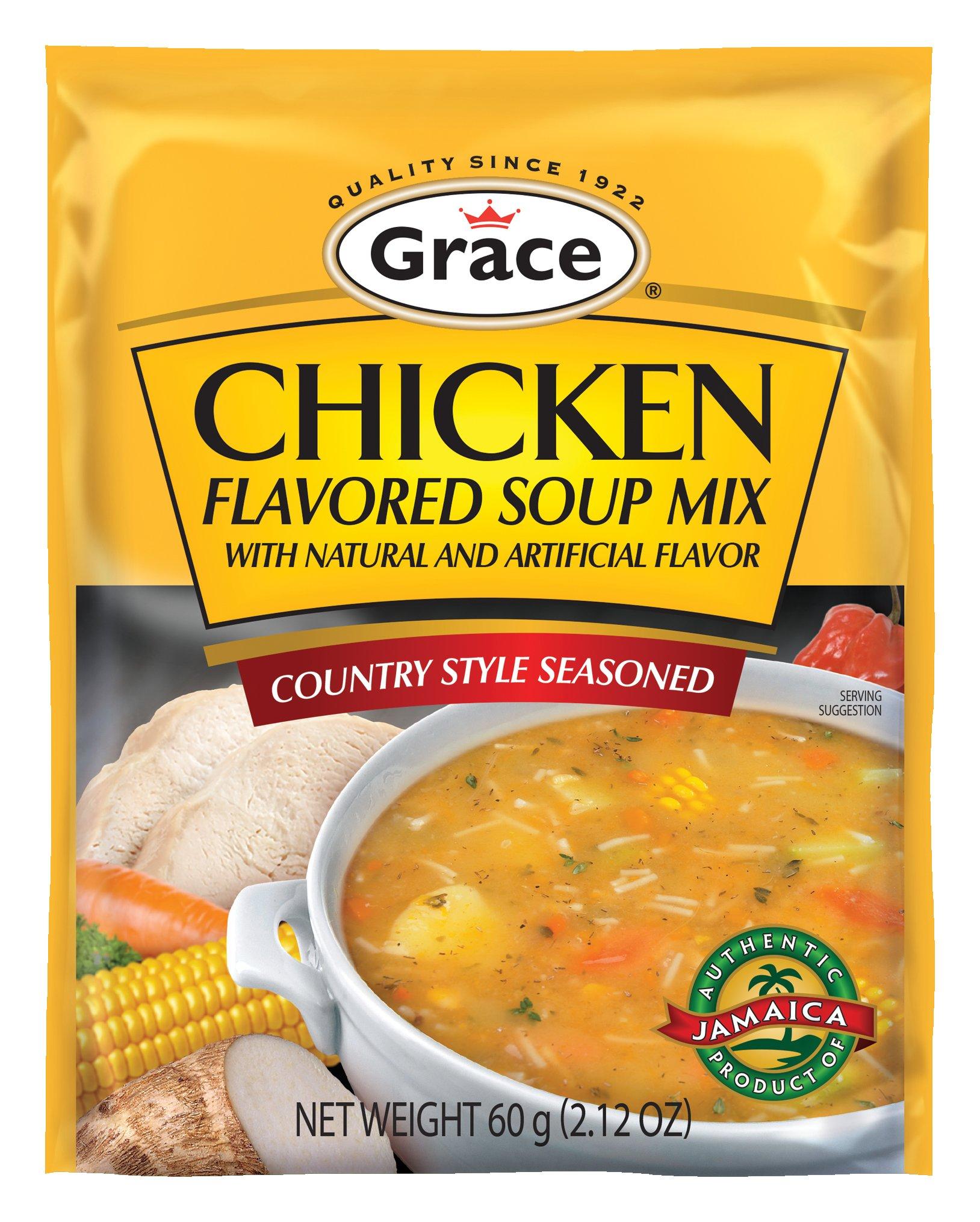 Grace Chicken Noodle Soup 36 Pack