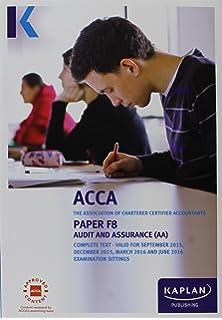 Acca F8 Book Kaplan